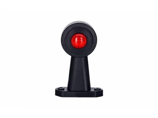 HORLD365 FEU CORNE DROIT LED LONG 12/24V R/B DR/GH MOD HOR51