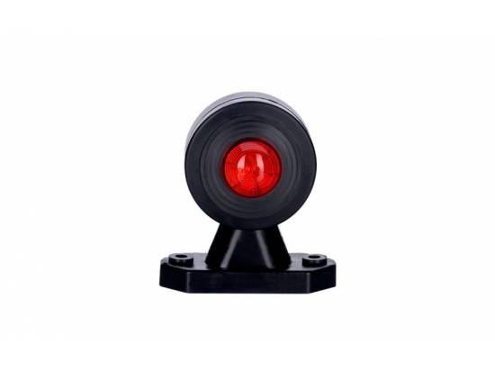 HORLD364 FEU CORNE DROIT LED COURT 12/24V R/B DR/GH MOD HOR51