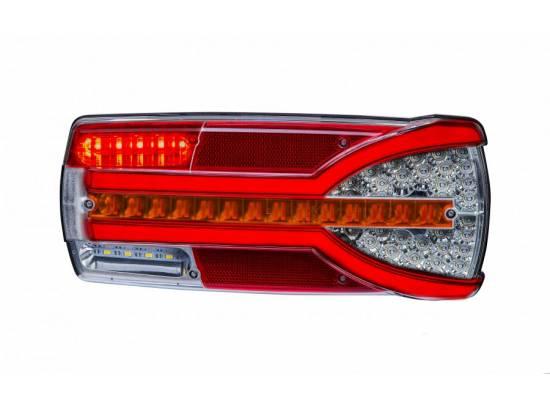 HORLZD2301 FEU ARRIERE DROIT COMPACT LED MOD CARMEN 12/24V