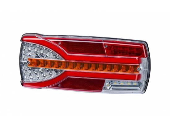 HORLZD2300 FEU ARRIERE GAUCHE COMPACT LED MOD CARMEN 12/24V