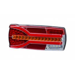 FEU ARRIERE GAUCHE COMPACT LED MOD CARMEN 12/24V