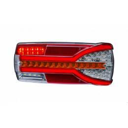 FEU ARRIERE DROIT COMPACT LED MOD CARMEN 12/24V